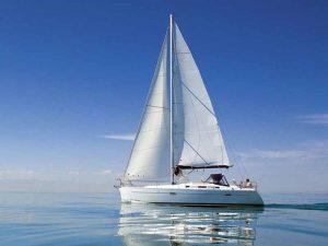 Segelyacht Charter